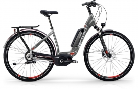Centurion E-Fire City R640.28 Coaster (2018)